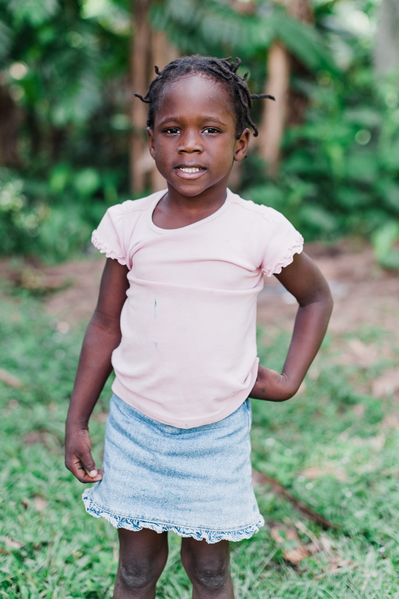 Shayna, age 4