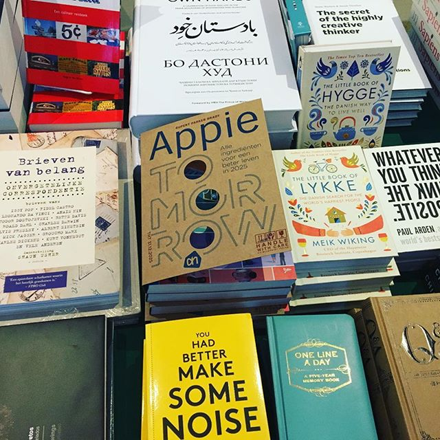 Proud to have my book on display by ABC Books at PINC Experience