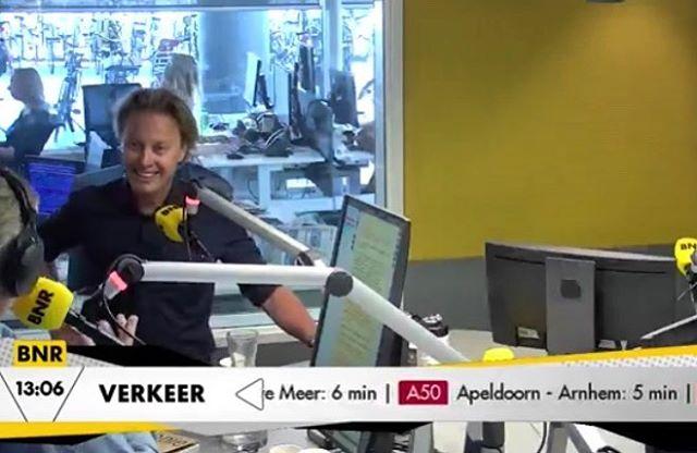 Wouter Kolk in gesprek over 2025 met @roelofhemmen van @bnrnieuwsradio #appietomorrow