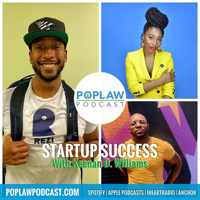 New Episode Alert 🚨. On this GUEST EPISODE, we sit down with Entrepreneur & Startup Founder @keenandwilliams to discuss his compelling journey from corporate life to entrepreneurship, the difference between a startup & side hustle, and his booming real estate tech company REZI 🏠.