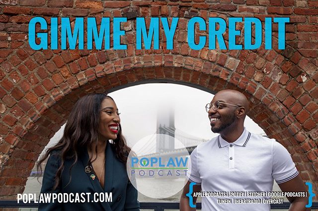New Episode Alert 🚨. This week we discuss the IMDb Age Censoring Lawsuit, A Producers Fight for Executive Producer Credit, and the Audible Captions Copyright Infringement Lawsuit. Plus we Breakdown Copyright Licenses and have updates on Usher's Herpes Lawsuit and compare Felicity Huffman and Tanya McDowell's Sentencing for School Crimes.