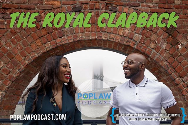 New Episode Alert 🚨. This week we discuss Deceased Rapper Lil Peep Estate's Lawsuit for Wrongful Death and Meghan Markle & Prince Harry's Lawsuit Against British Media. Plus, we Breakdown Wrongful Death Lawsuits + Updates on The WGA Battle and Fyre Festival 🔥.