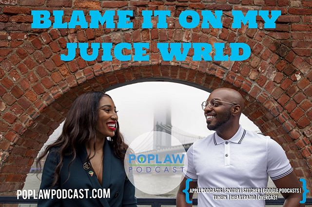 New Episode Alert 🚨. This week we discuss the Juice Wrld vs. Yellowcard Copyright Battle. The Lizzo vs. Songwriter & Lizzo vs. CeCe Peniston Copyright Battle. Plus we Breakdown Estoppel and Waiver Legal Doctrines. Finally, we have updates on The Game's Sexual Assault Lawsuit & The pending trail surrounding Nipsey Hussle's murder.