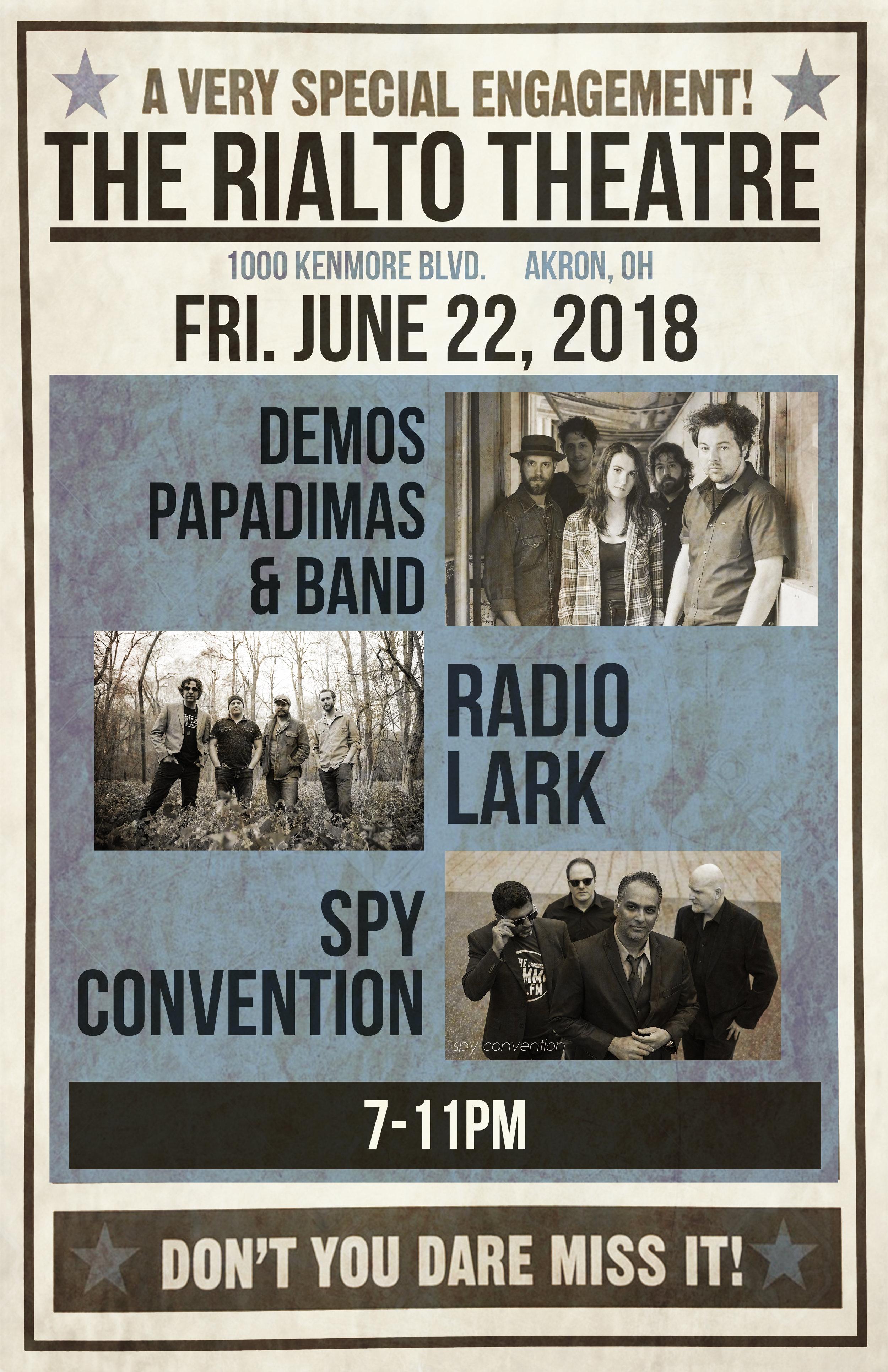 DEMOS RADIO LARK SPY CONVENTION AKRON.jpg