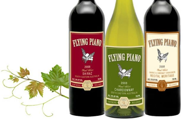 Looking for a full-bodied taste in a wine? Try out Flying Piano, an Australian style wine with in depth flavor created from Chatham Imports.