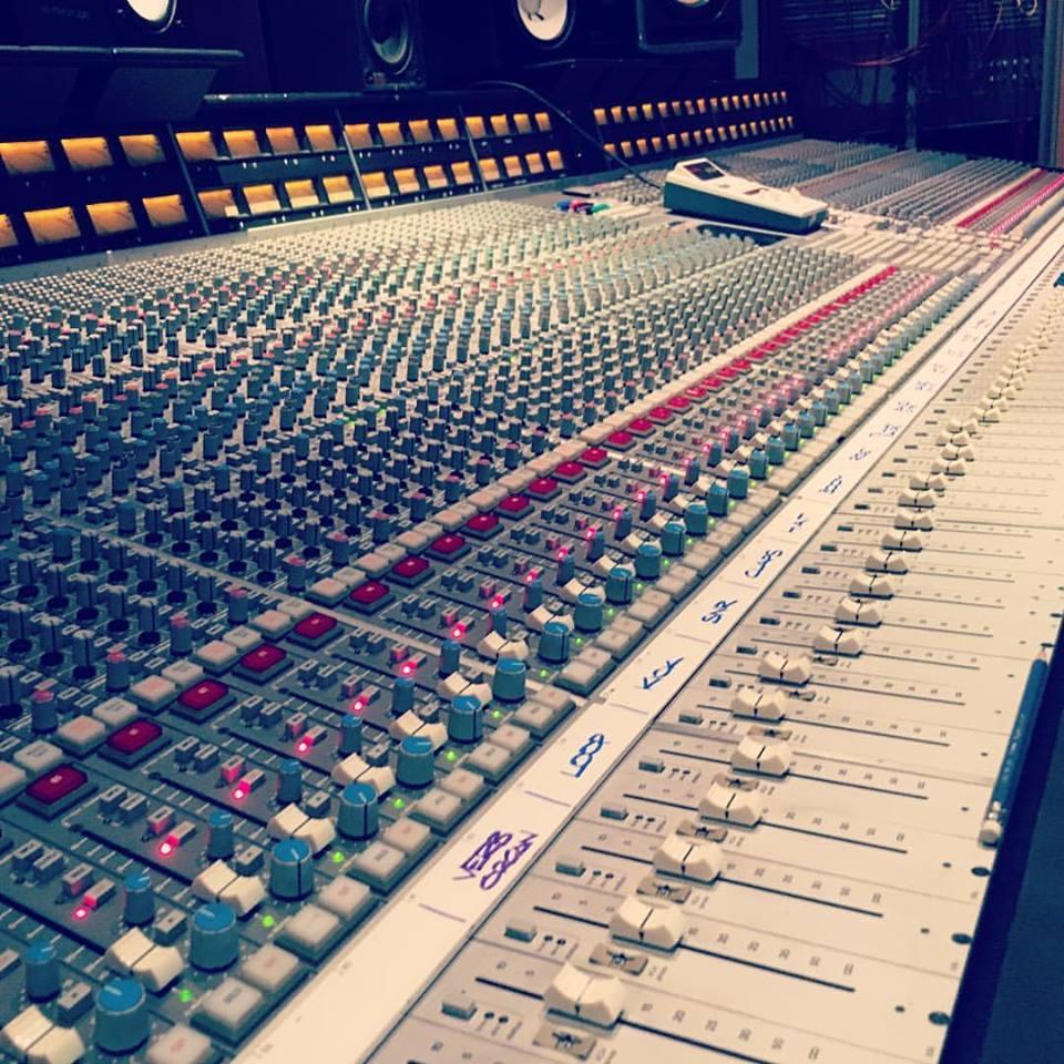 Smashmouth @ Warehouse Studios