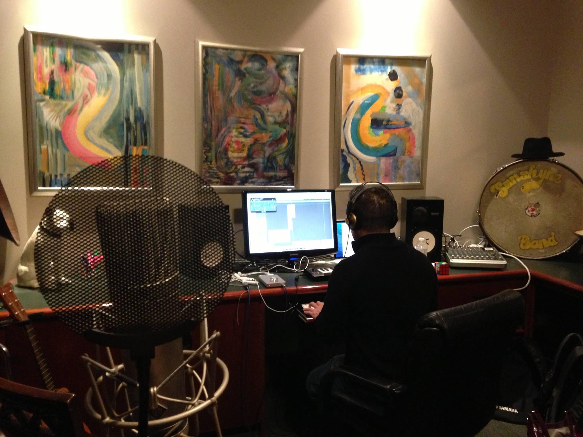 S.A.C. Writing camp @ the Armoury Studio