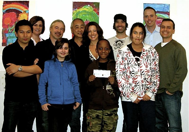 VMI donates to Sarah Maclachlan School of Music