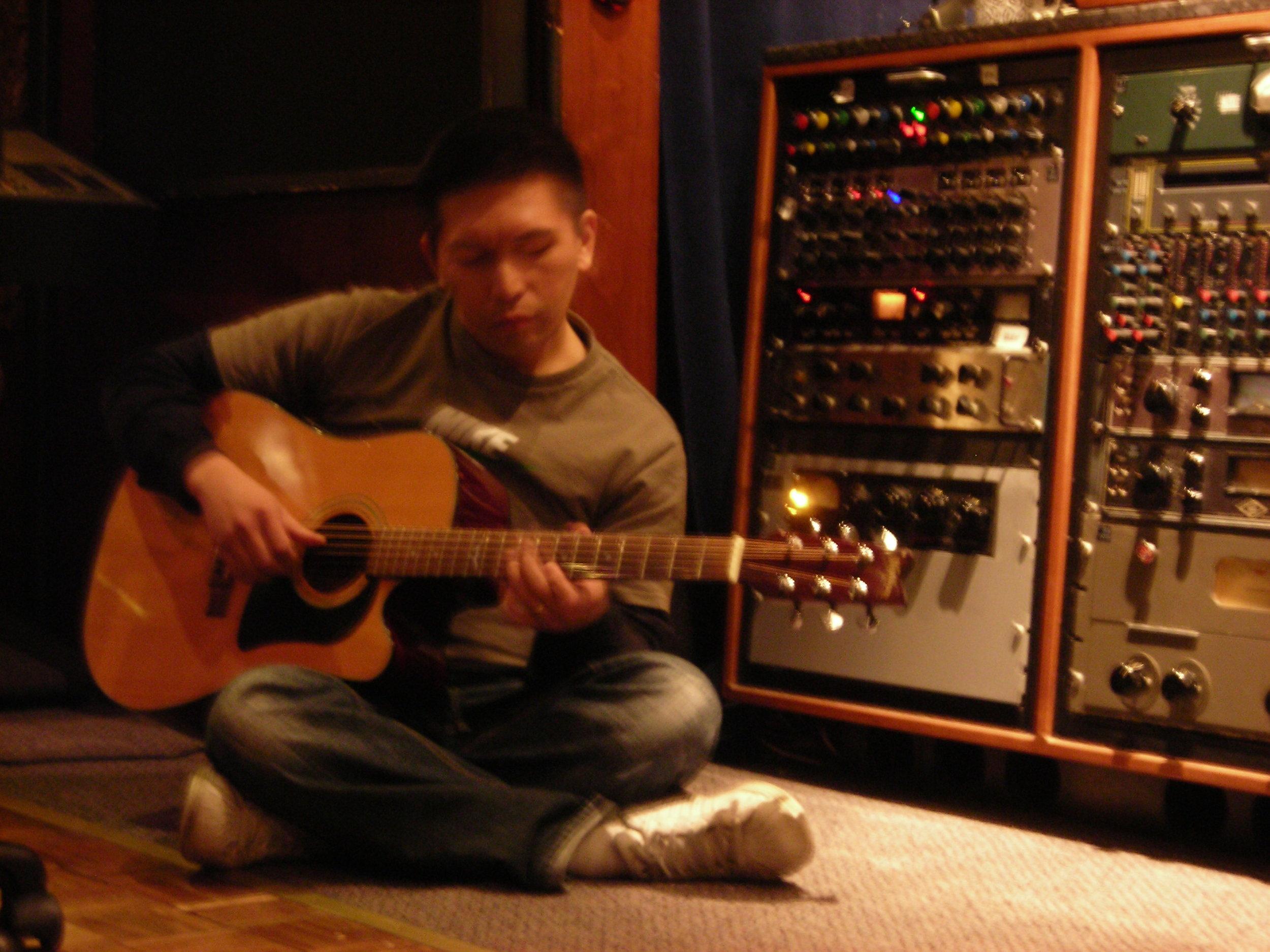 Throwback - Mushroom Studios / Stef Lang Sessions