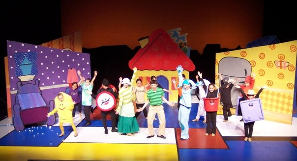 Blues Clues-The Musical - Regional Premier - Theatrical Rights WorldwideBristol Riverside TheatreBucks County, PA
