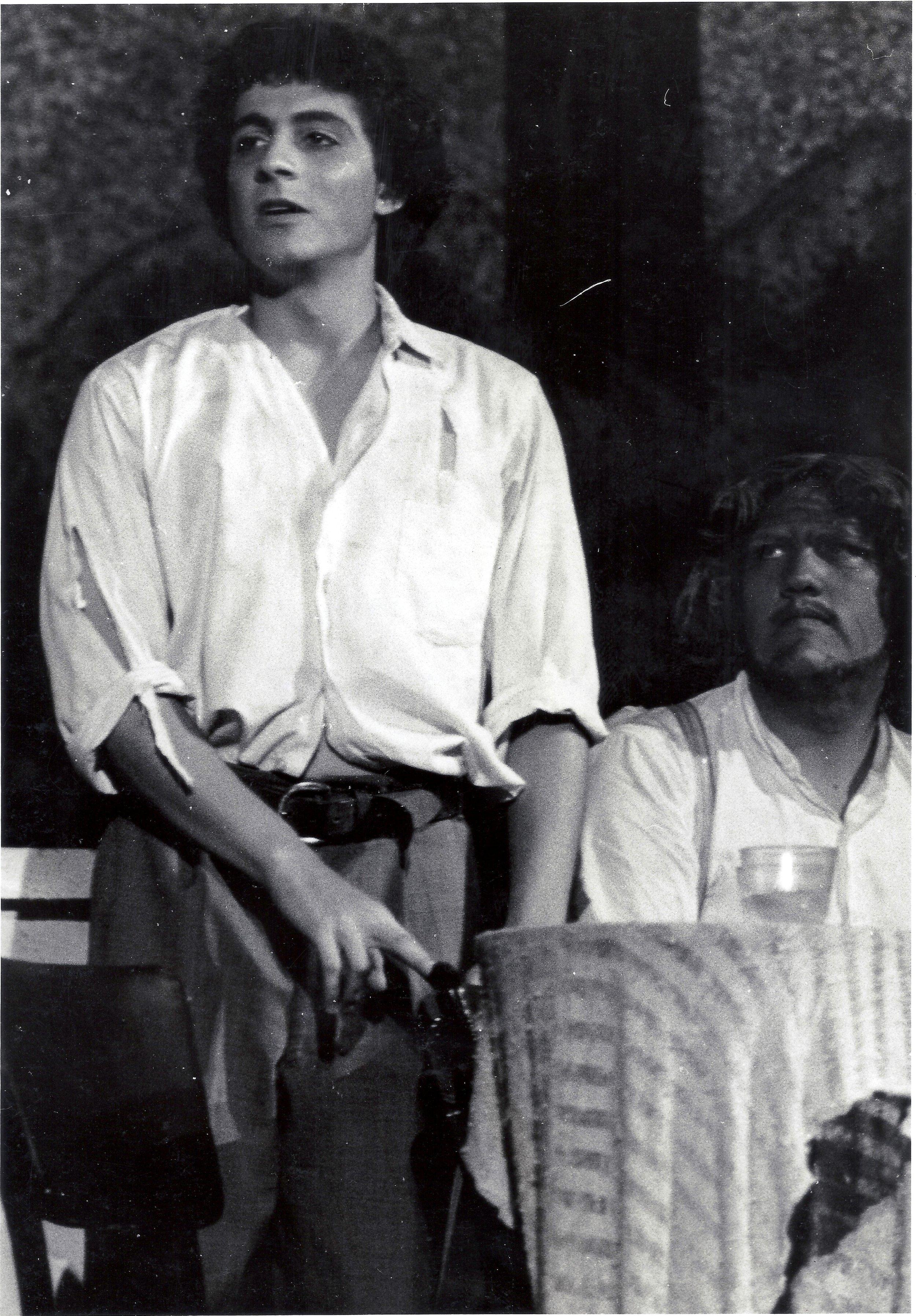 Zorba - Robert Laconi
