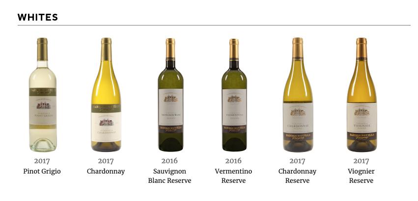 Chardonnay by Barboursville Vineyard