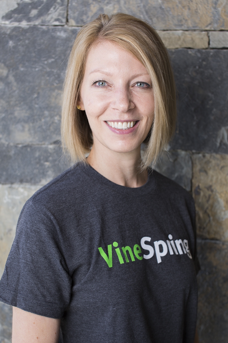 Leslie Osborne, Head of Product VineSpring