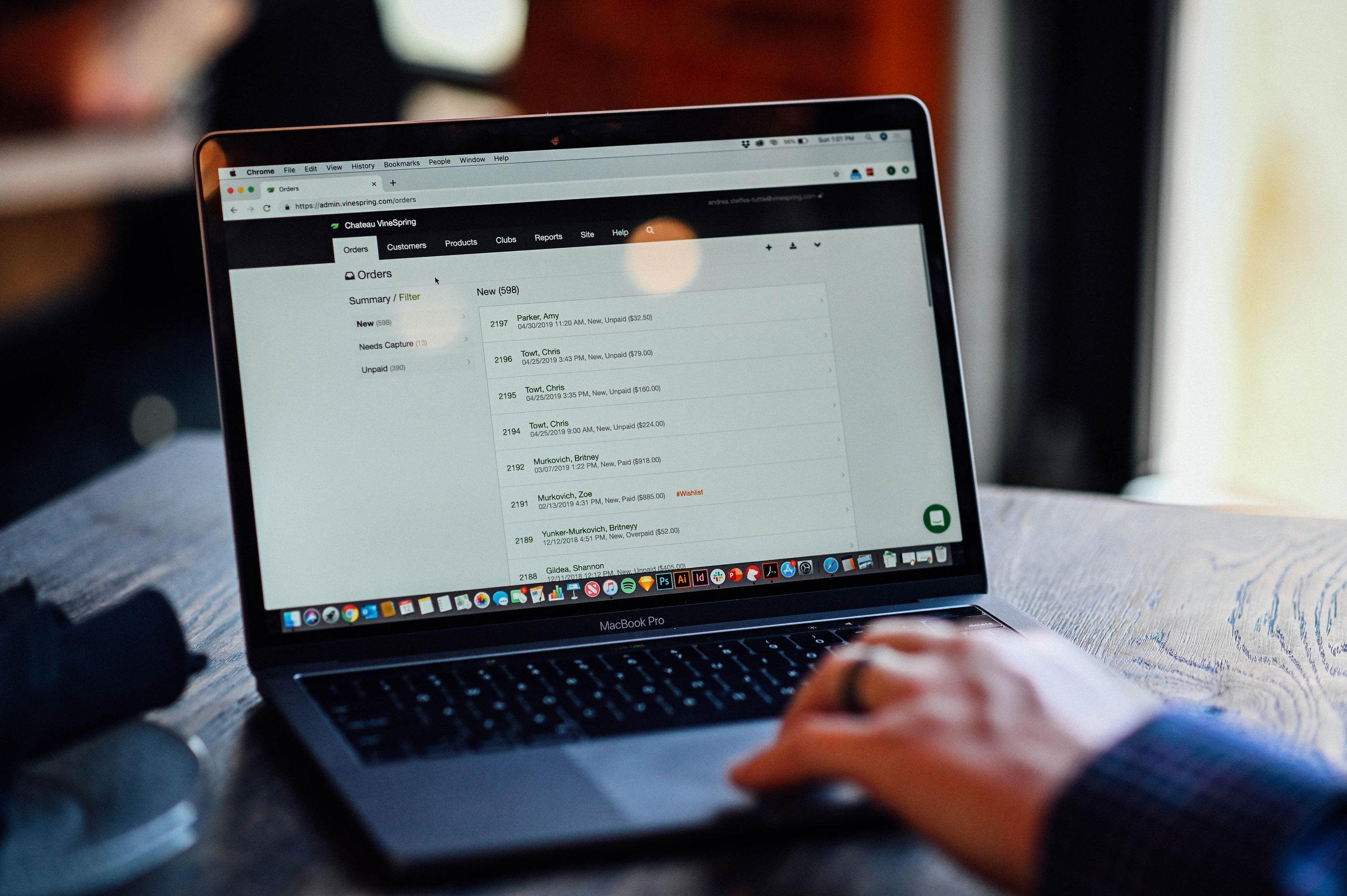 mailchimp webinar vinespring
