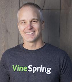 Kent Nowlin, VineSpring General Manager
