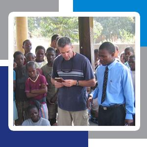 Children's Relief International in Dondo, Mozambique, Africa