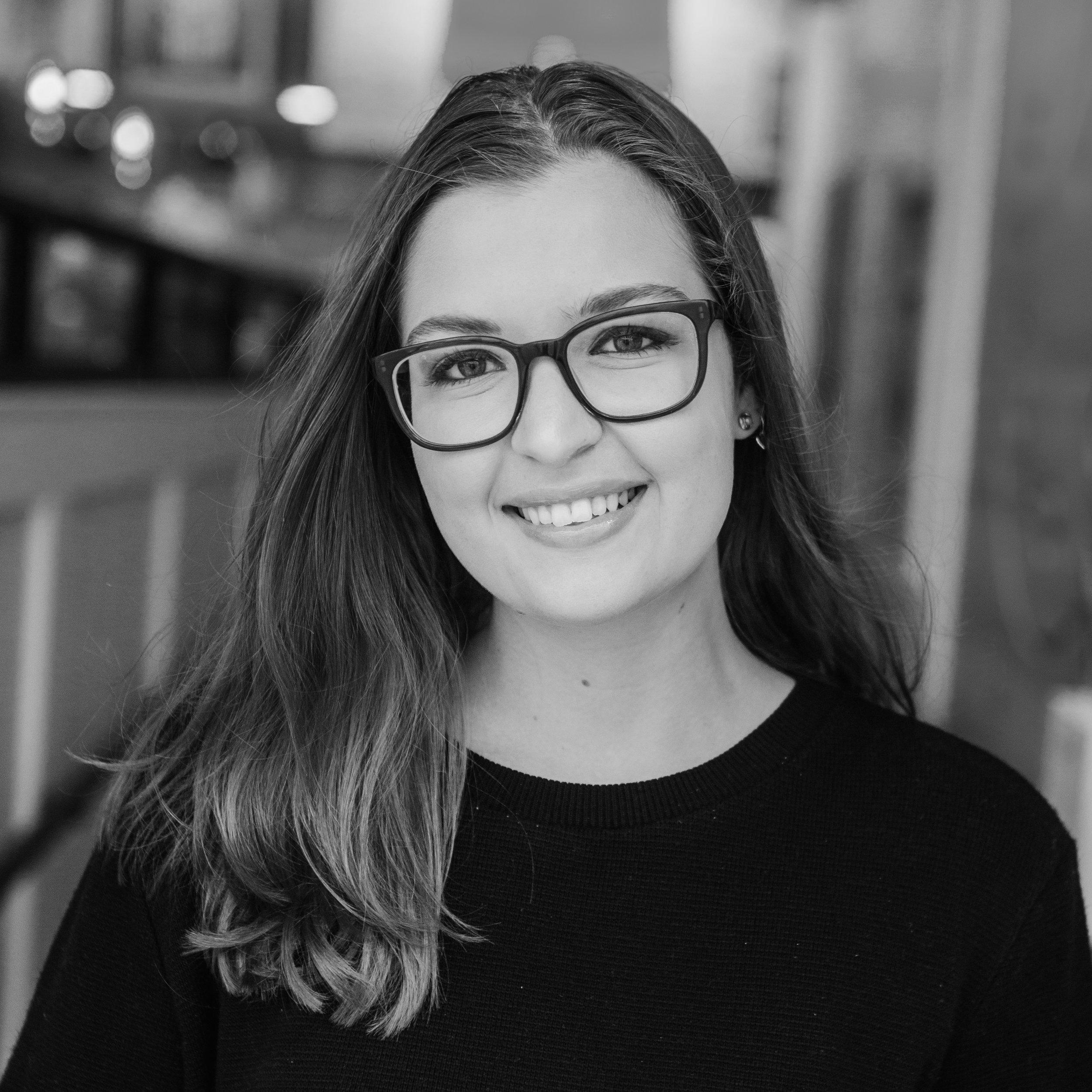 Nicole Mason  Community Marketing Manager