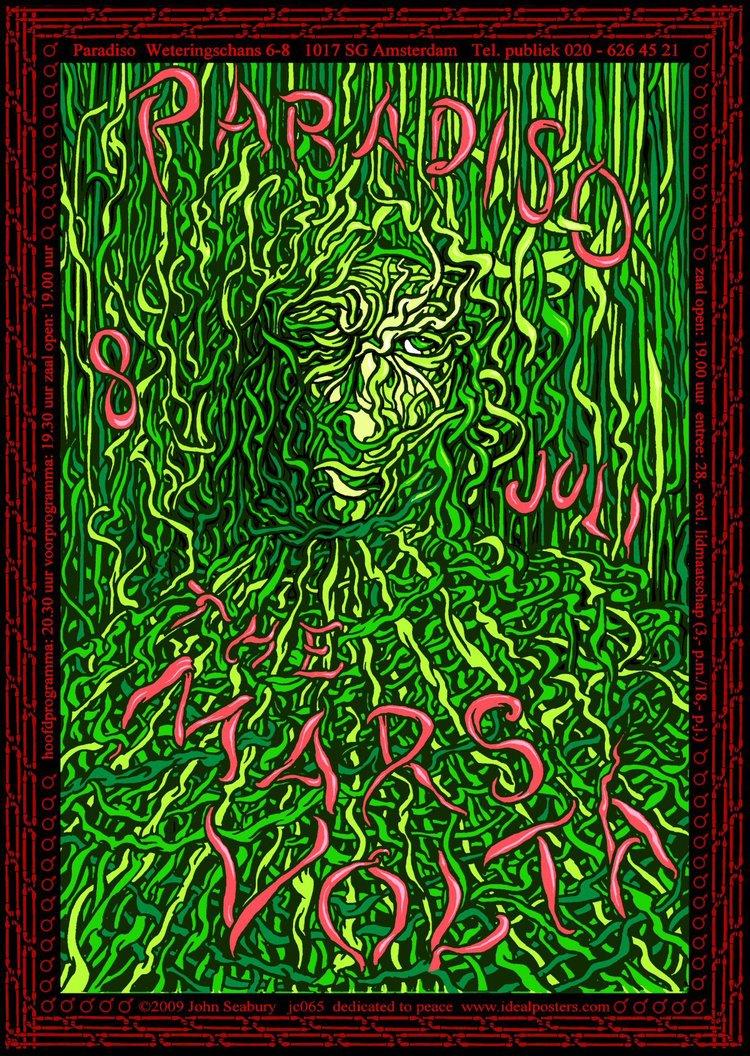 Mars Volta Paradiso