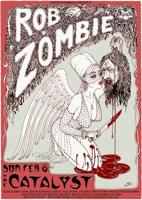 Rob Zombie The Catalyst