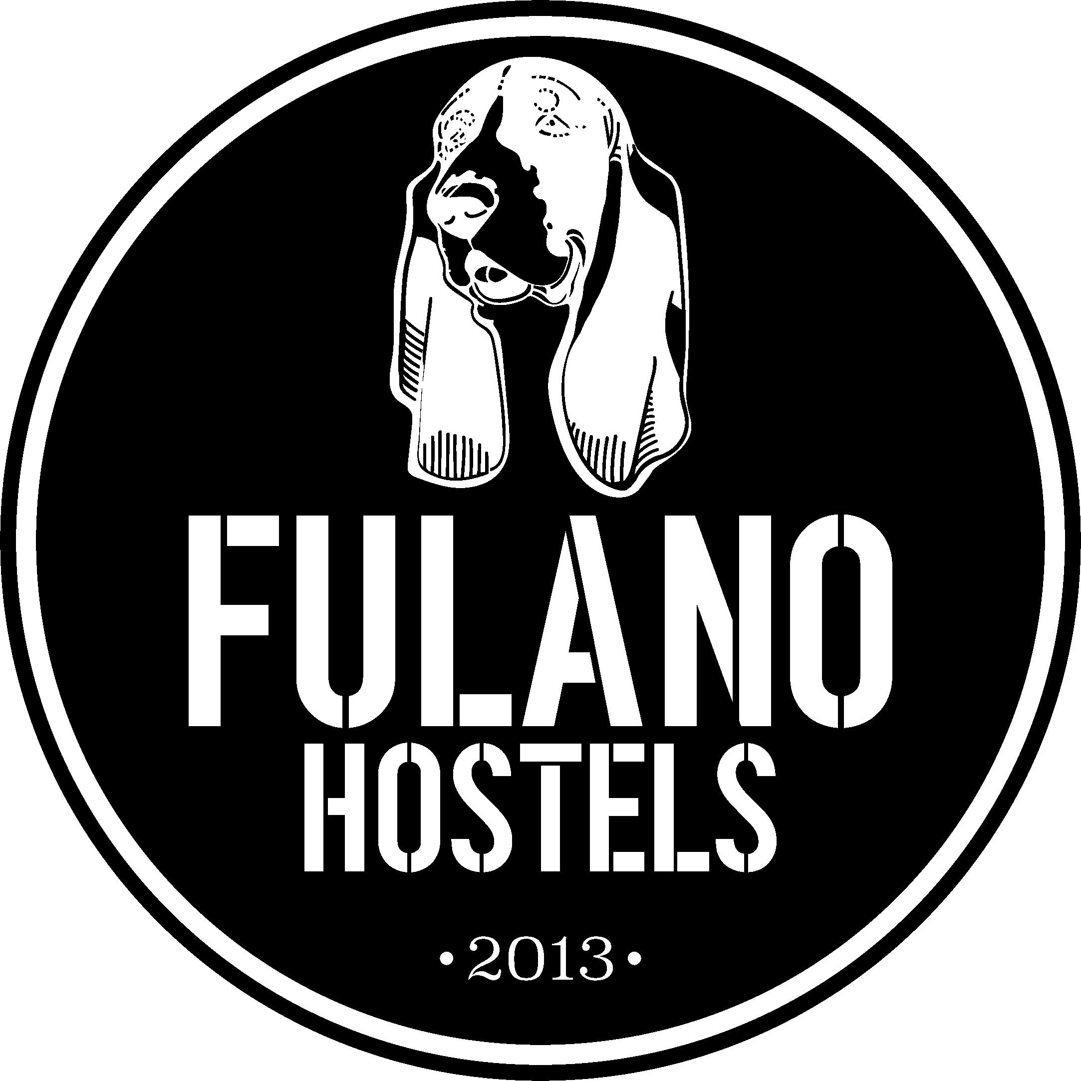 Fulano Hostels Negro.png