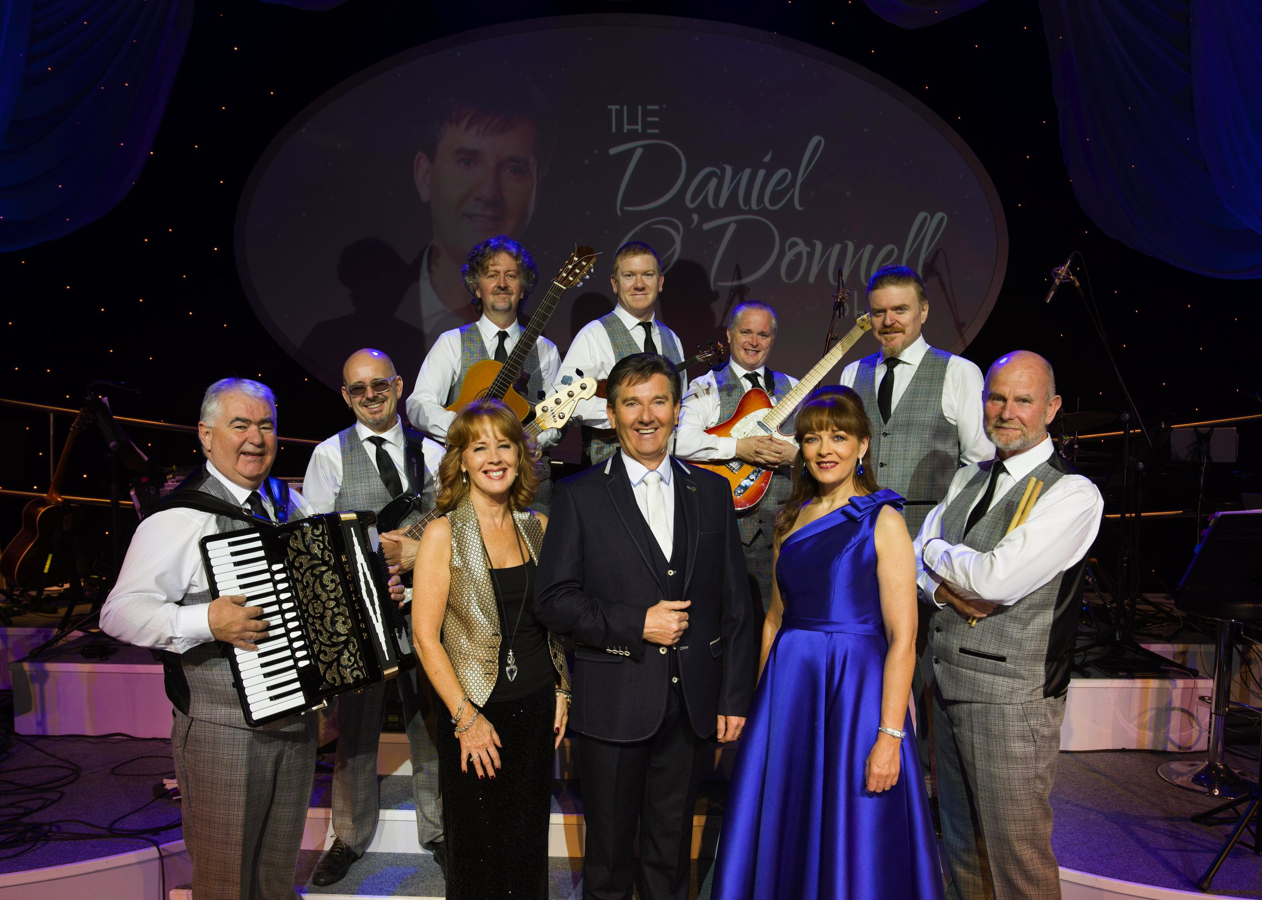 best daniel o'donnell band 2016.jpg