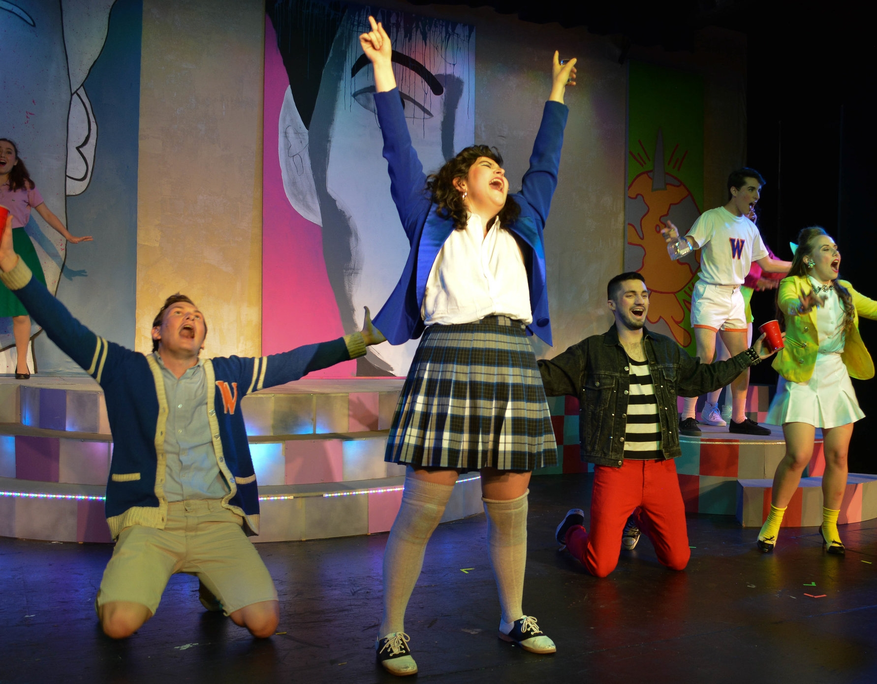 "Heathers: The Musical- ""Veronica Sawyer"""