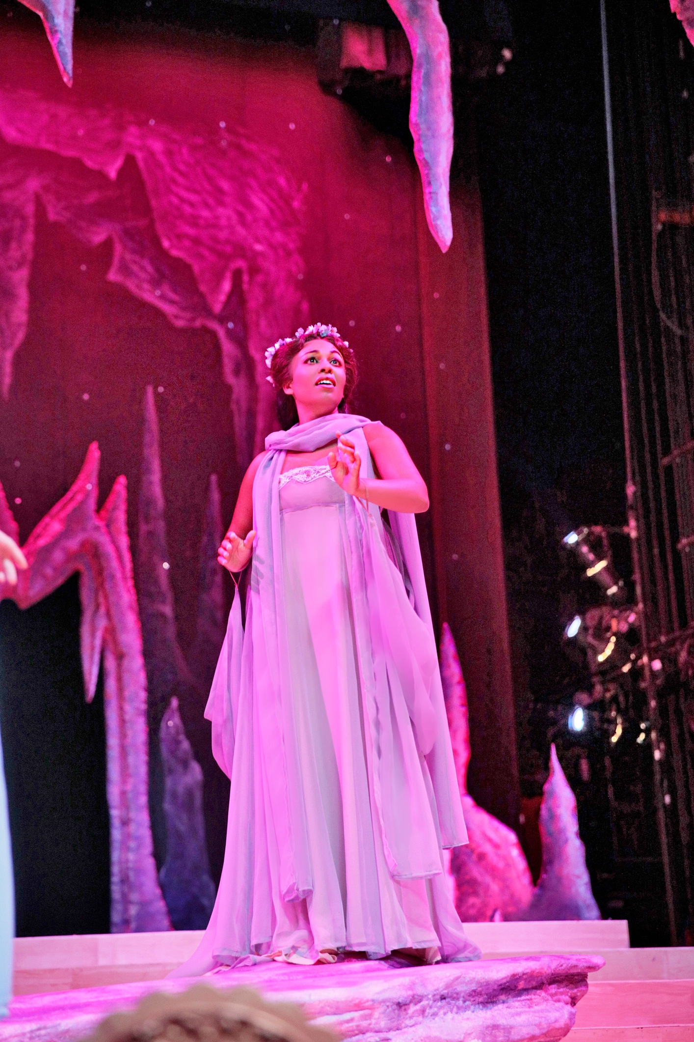 As Echo in Strauss' Ariadne auf Naxos