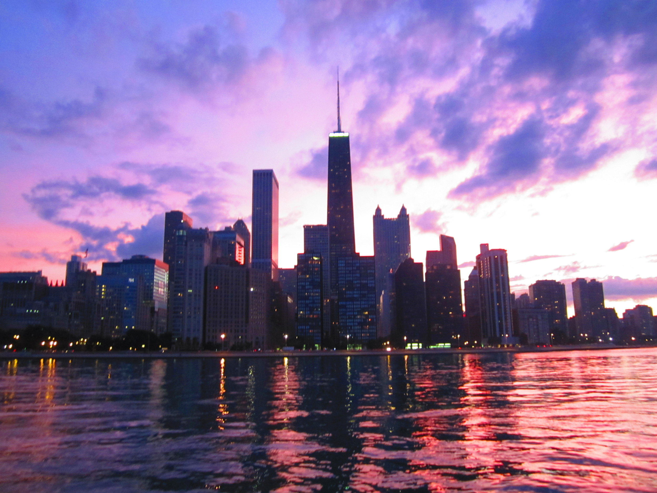 Chicago | Home for over five years!
