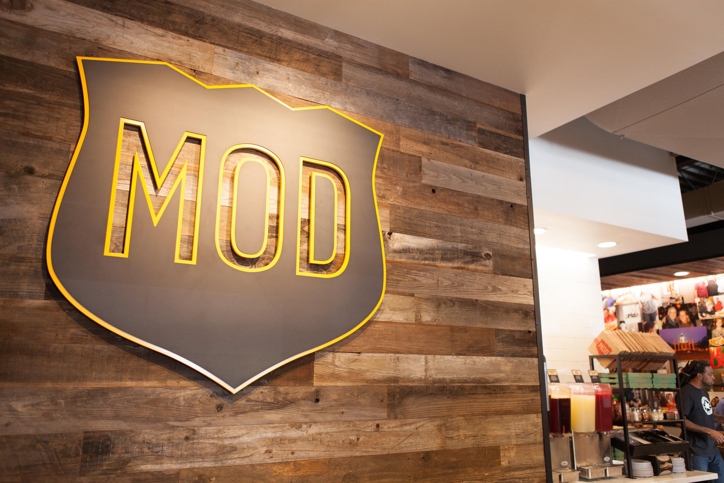 MOD Pizza | Brand -