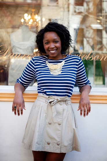 You should run to tiffany davis for your content needs. She is a savvy strategist, a sharp writer, and a brilliant storyteller. She also brings people together like nobody's business.