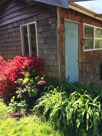 My studio on the northeast shore of Lake Whatcom, Washington State