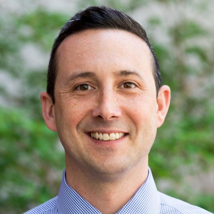Jason Warnick#Director of Advancement#and Enrollment