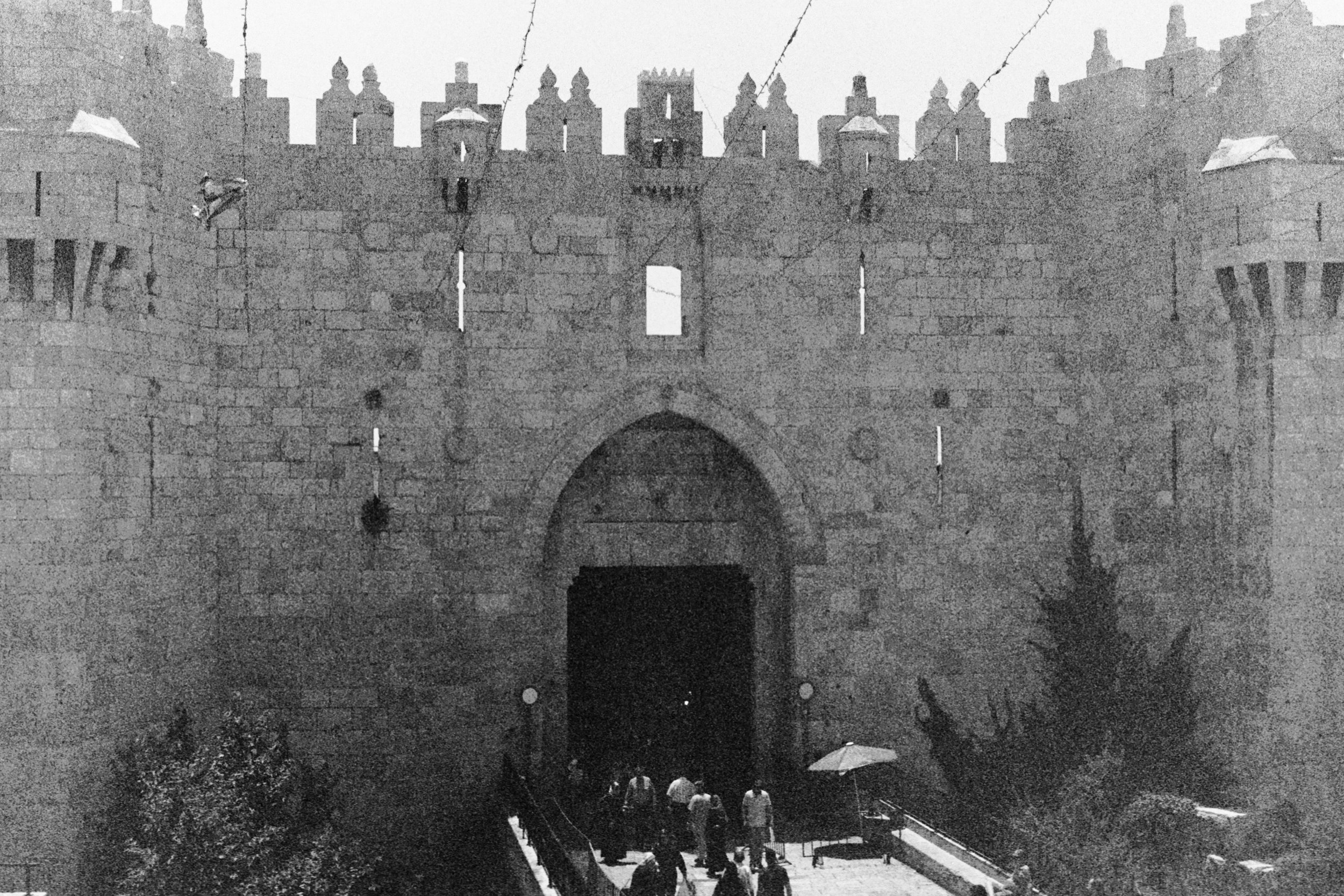 Damascus Gate (باب العامود‎)