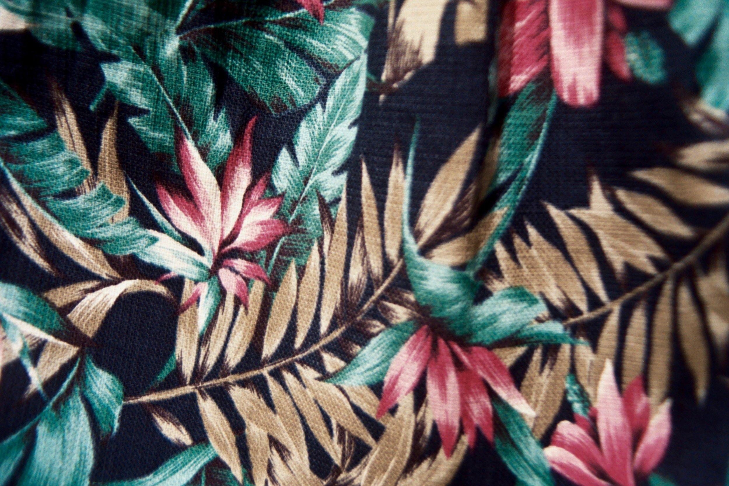Maria Skirt Pattern Detail