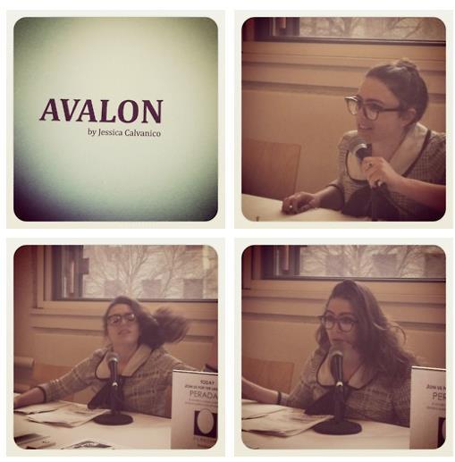 Jessica Calvanico reads  Avalon