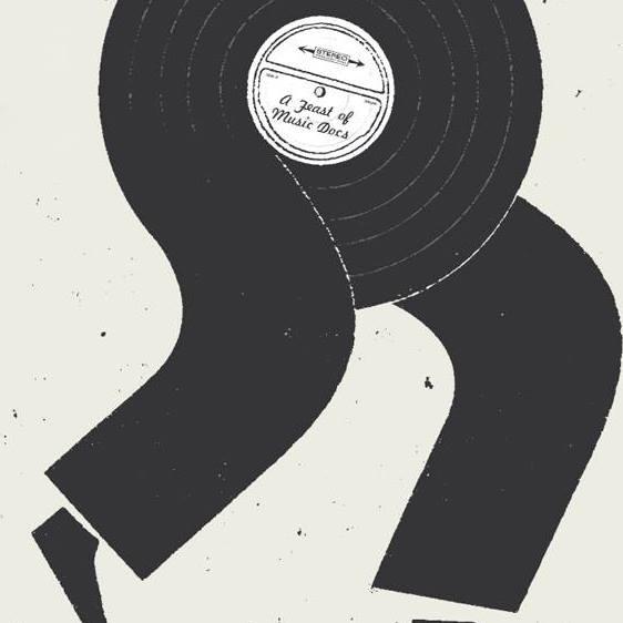 Doc'n Roll Film Festival  Poster by Münster Studio