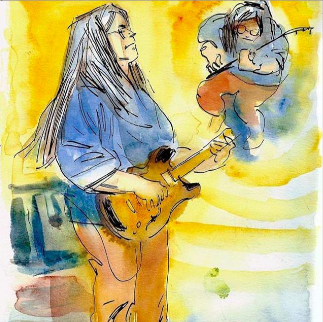 Illustration by Gabriel Liston