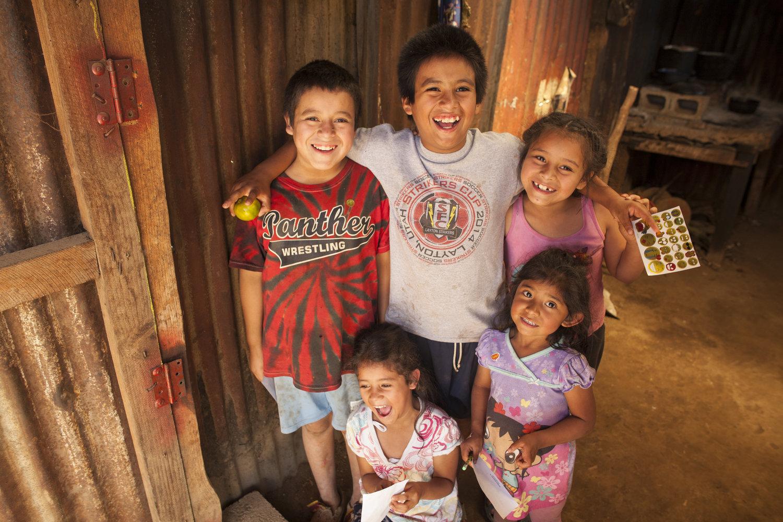 Diaz Bolaños Family -