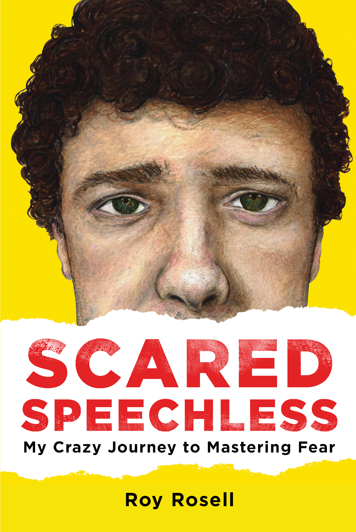 Scared Speechless  is now available on Amazon!