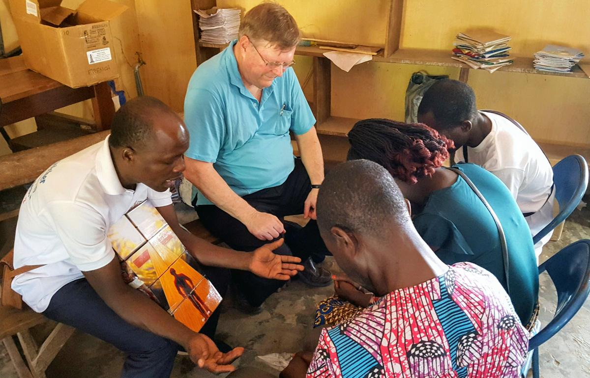 togo medical evangelist