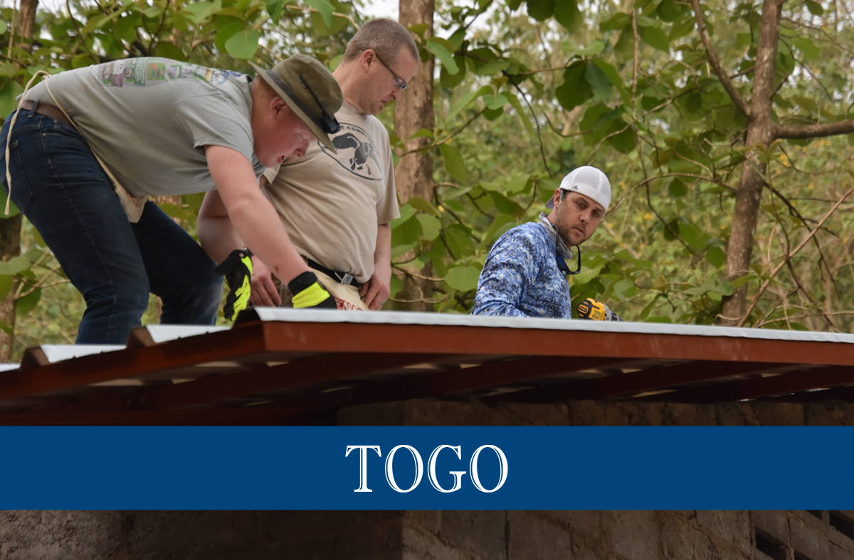 Togo Construction Trip 2019