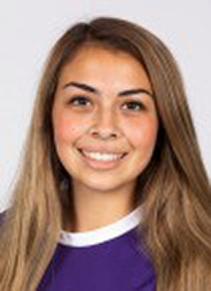 Sophomore defender scored the first goal of her career to help TCU earn a 2-2 draw with SMU