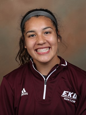 Picked up her third shutout of the season to help Eastern Kentucky earn a 0-0 draw against Eastern Illinois in OVC play.