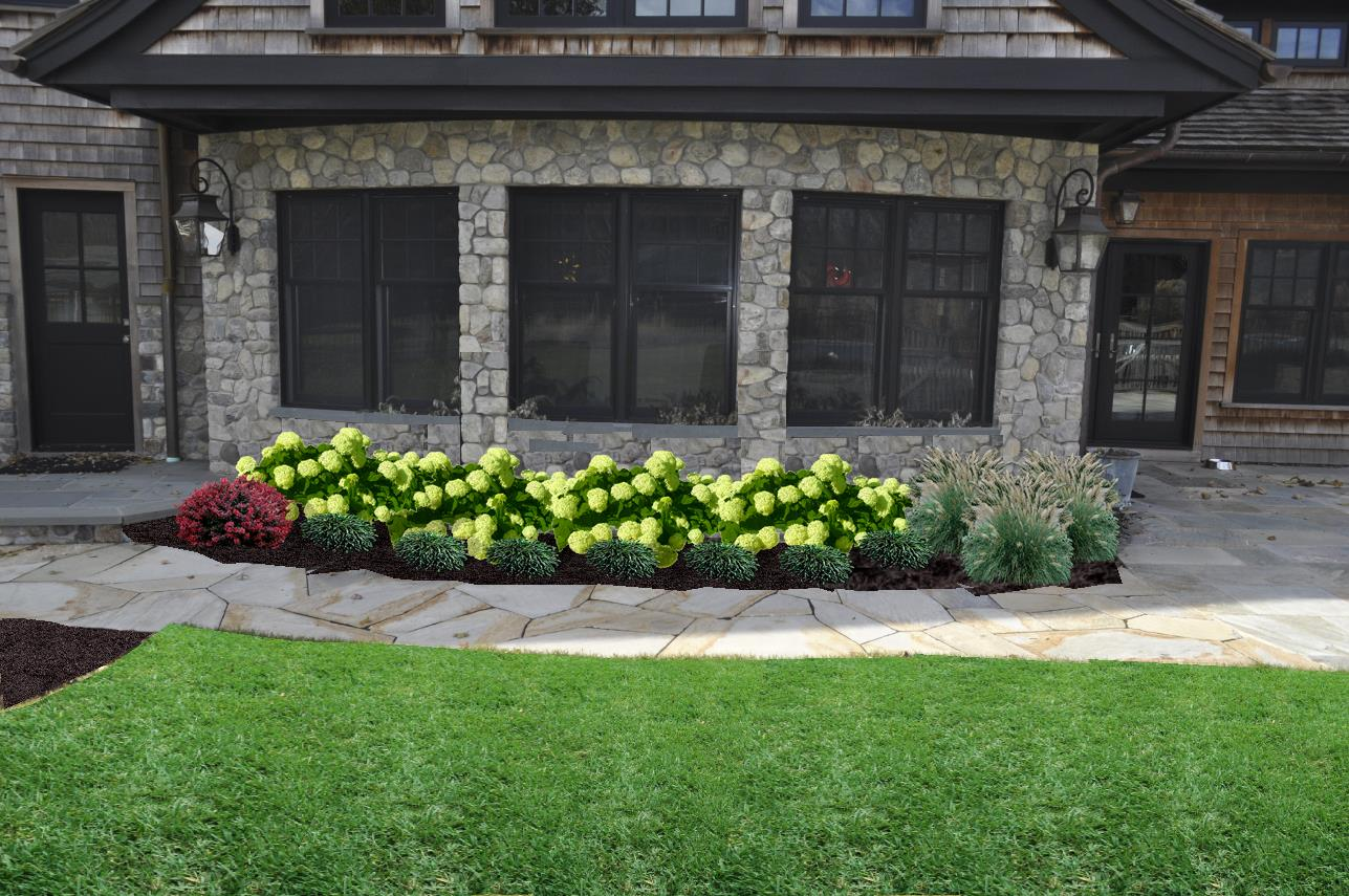 Backyard Landscape Design, Rockleigh