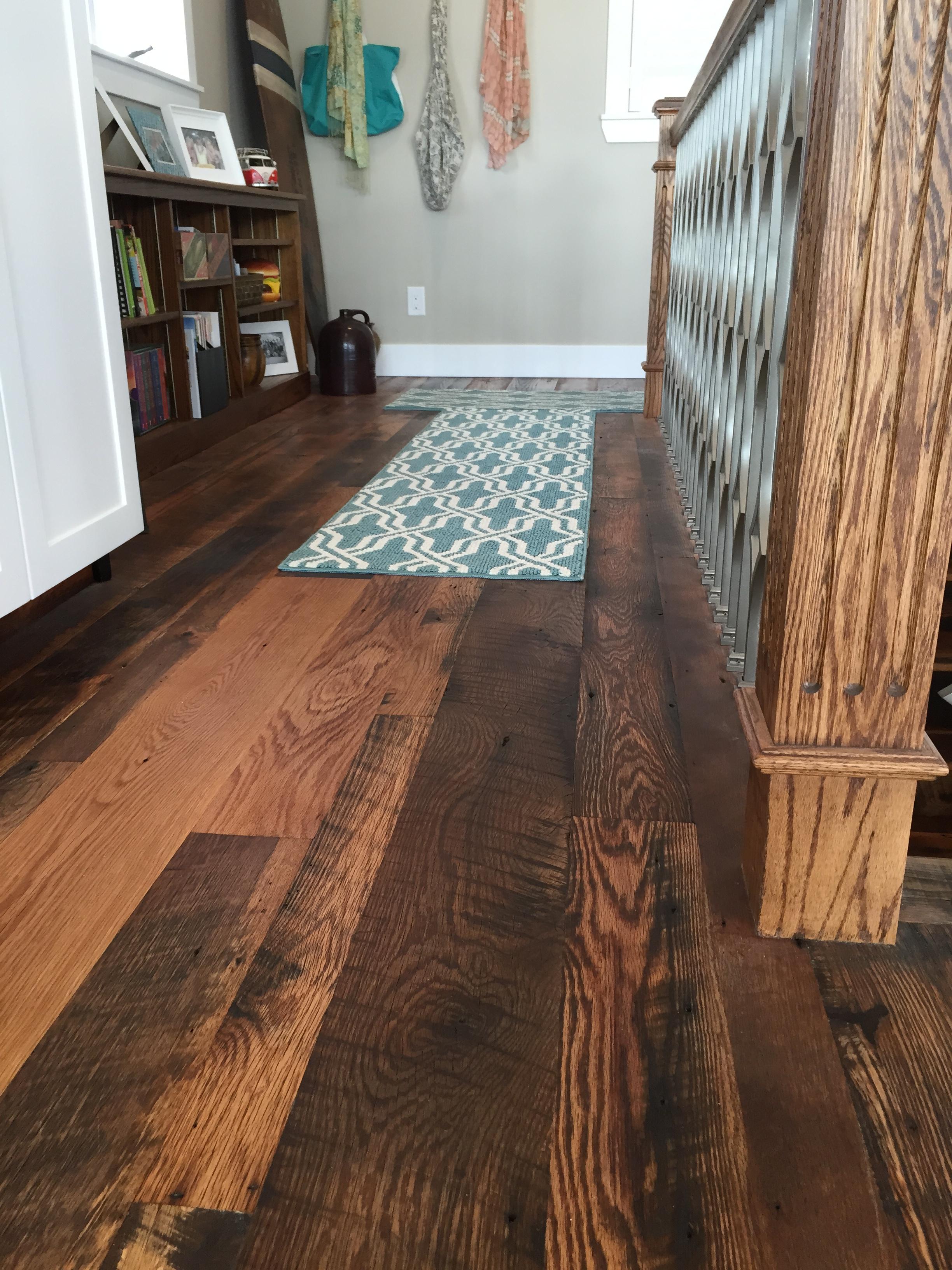 Reclaimed Historic Oak