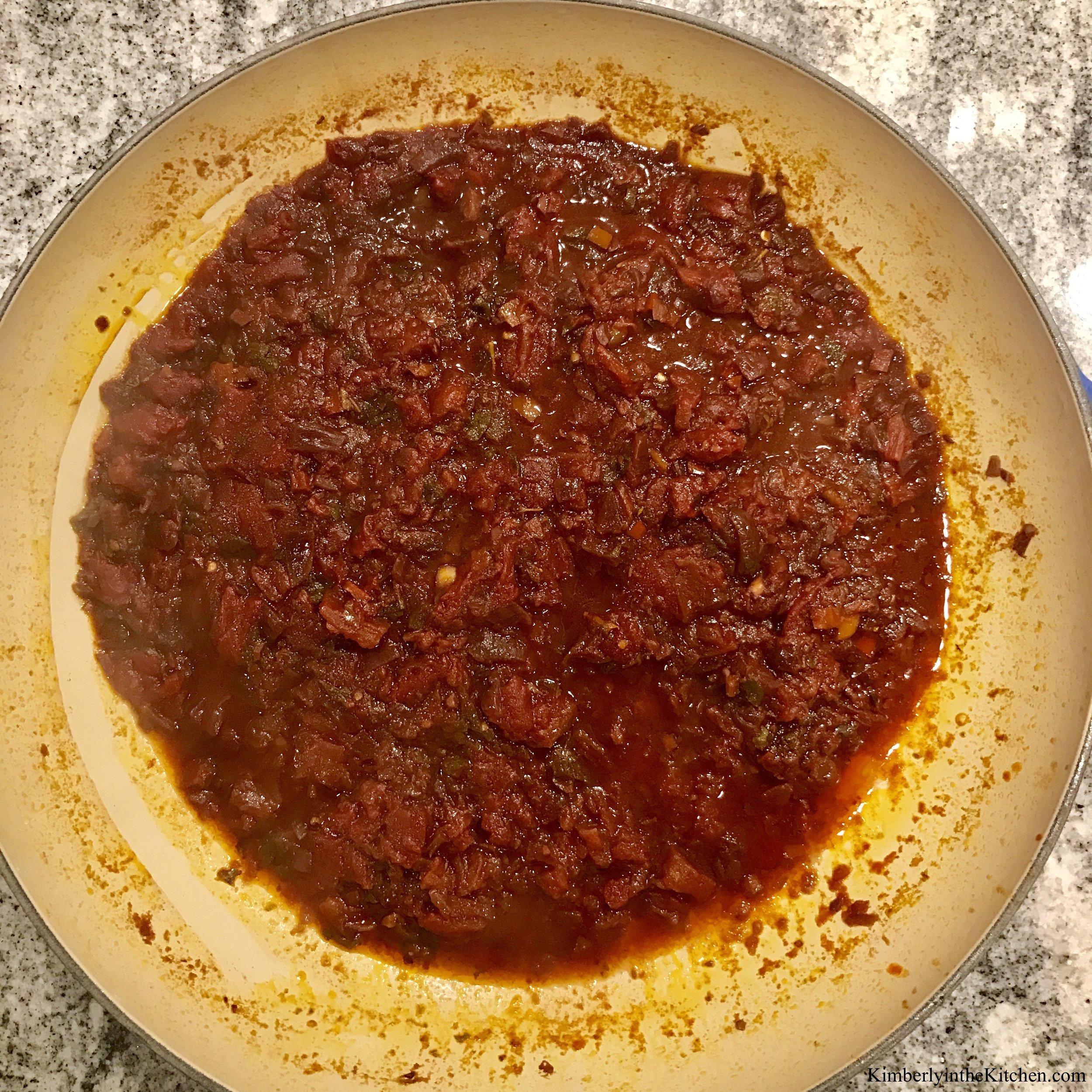 Fresh Tomato Marinara 2