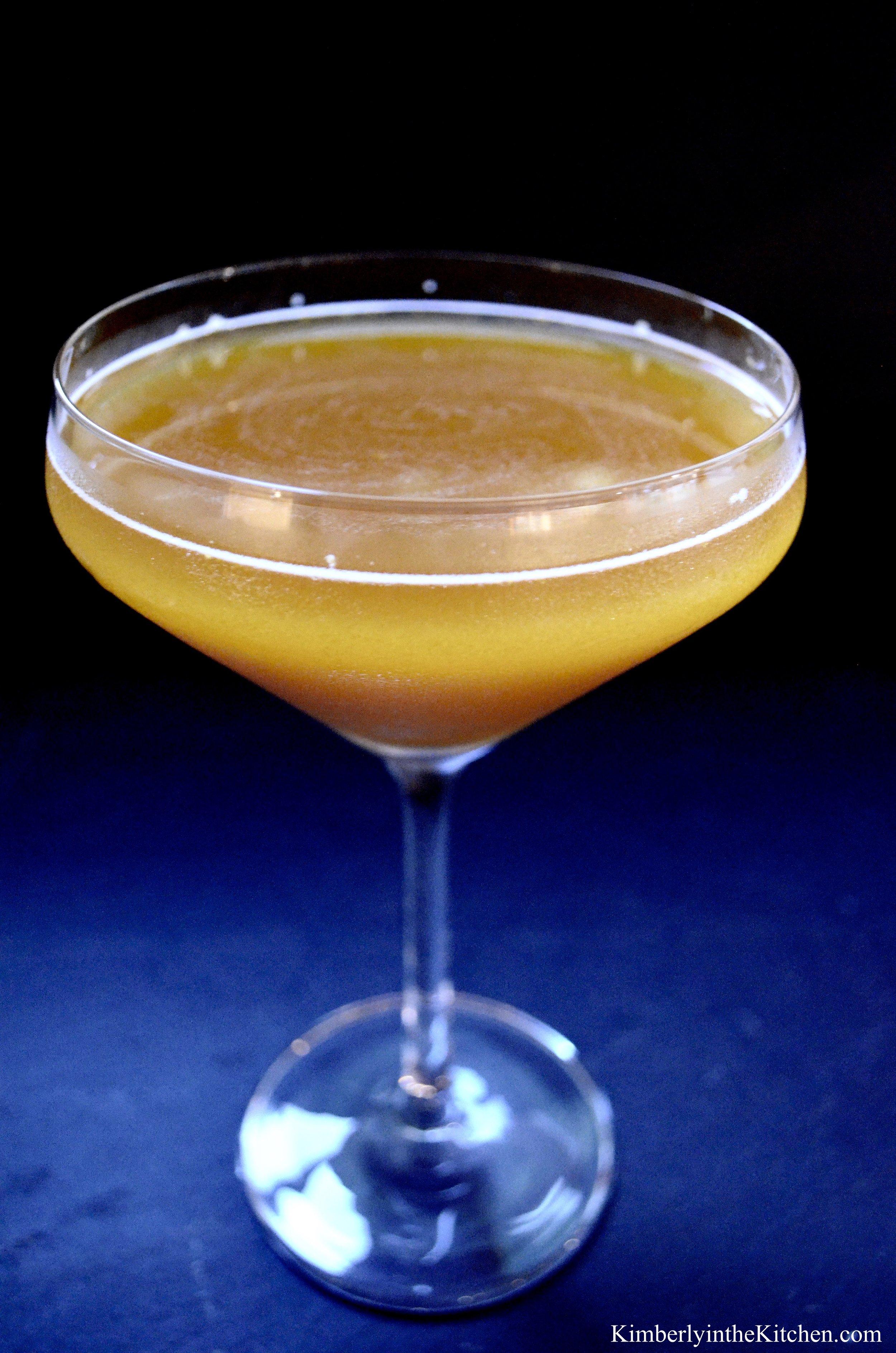 Pumpkin Martini 2