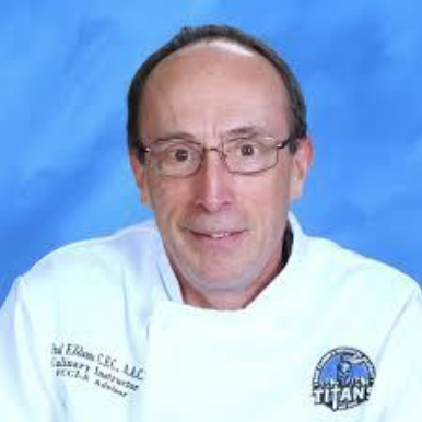 Chef Paul was born and raised in Hartford, Connecticut. His passion for the culinary arts came at the age ten after spending time in the kitchen with relatives and having to prepare meals for my family. I worked in restaurants from the age of sixteen then attended culinary school after attending secondary school to pursue my dream of becoming a chef. I have been an active member of the American Culinary Federation since 1986. Chef Paul is currently Teaching Culinary Arts at East Career and Technical Academy/ Clark County School District, Las Vegas, NV, also is Responsible for faculty and staff development and  in-house training, ongoing Education Assessment Improvement, and Curriculum Development. Advisor campus student  Competitions. FCCLA, Culinary Club.  Prior to the School, Chef Paul has held positions at Bellagio Hotel and Resort, Lincoln Culinary Institute, (formerly CCI) Hartford, CT, Connecticut Culinary Institute, Hartford, CT, George Weiss Associates, West Hartford, CT, to name a few.  In 2008 we was inducted into the prestigious American Academic of Chefs . In 2014 he was elected Connecticut Chefs- Chef of the Year 2004.