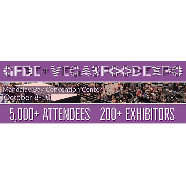 Connect with industry professionals & expand your brand this October 8-10th at Mandalay Bay In Las Vegas, NV. ______ 3-days of events include: Kick-off Reception, Chef's Competition, Keynote Speakers, Global Conferences, Book Signings, & more.  ______ Register to exhibit or attend at the link in bio. ______ #gfbe2019 #vfx19 #lasvegasevents #foodandbeverages