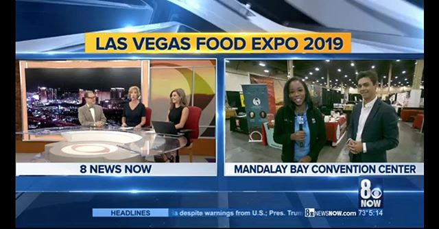 "Catch channel 8's coverage of GFBE 2019 here: https://youtu.be/HUHd_om6lI0 ——— What's on the schedule today? GFBE 2019 9am-4pm Disgusting Food Museum 9am-4pm ""G"" Conference 10am-1pm Keynote Speaker Dan Atschuler Malek 11am Chef Competition Awards Ceremony 1pm ——— #dfm #disgustingfoodmuseum #celebritychef #booksigning #tradeshow #foodandbeverage #hospitalityindustry #foodtech #media #partytime #eat #drink #bemerry #lasvegas #lasvegaslocals #mandalaybay #convention #conventioncenter #masterchef #foodiesoflasvegas #lasvegasfoodies #yuckusa #yuckvegas #vfx19 #gfbe2019"